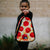 Arctic Zone® Pizza Lunch Pack - Lifestyle, Little girl holding up lunch pack