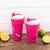 Arctic Zone® 20oz Super Chug™ Stainless Steel - Pink - Lifestyle, large and small tumblers together ready to go