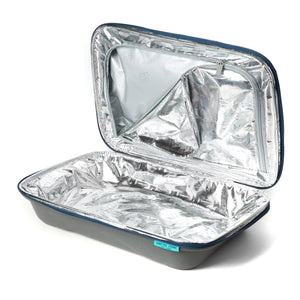 Food Pro Deluxe Thermal Carrier - Open inside