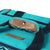 Arctic Zone® Food Pro Thermal Carrier -Teal - Carry handle