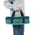 Arctic Zone® Food Pro Expandable Thermal Carrier - Teal - Model carry