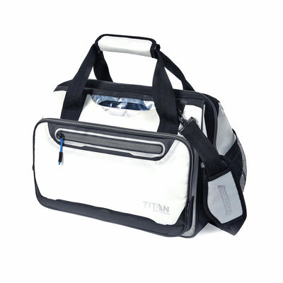 Titan Deep Freeze® 40 Can Duffel - Front, closed