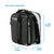 "Titan Deep Freeze® Expandable Lunch Box - Black - Dimensions (Expanded): (L x D x H) 8.75"" x 5.75"" x 11.00"""