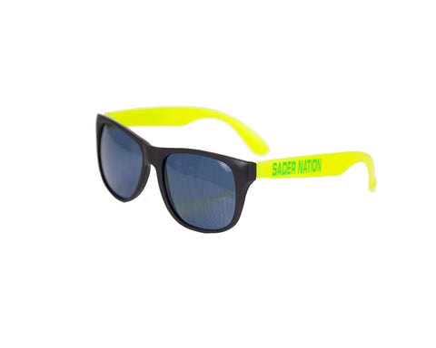 SUNGLASSES, GREEN & YELLOW