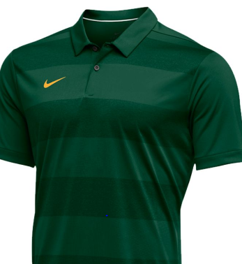 Polo, Men's, green, Nike