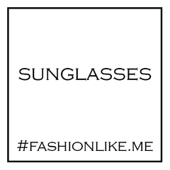 Sunglasses - Fashionlikme