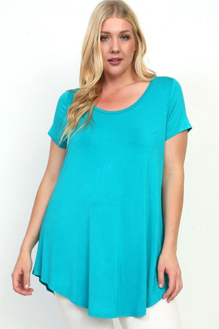 Gina Basic Tunic (cg)