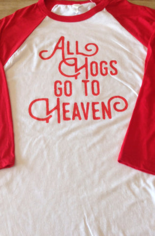 All Hogs Go To Heaven
