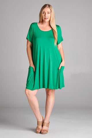Mary Ellen Pocket Dress (cg)