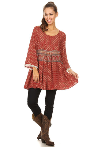 Janet Rust Tunic