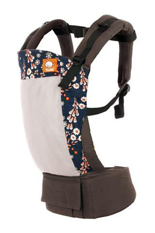 Tula Coast Baby Carrier - Luxe Carriers, Soft Structured Carrier, Tula, Luxe Carriers, babywearing, BabywearingUAE, baby carriers, baby carriers Dubai, baby slings, baby wraps