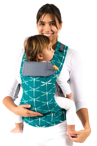 Beco Gemini - Luxe Carriers, Soft Structured Carrier, Beco, Luxe Carriers, babywearing, BabywearingUAE, baby carriers, baby carriers Dubai, baby slings, baby wraps