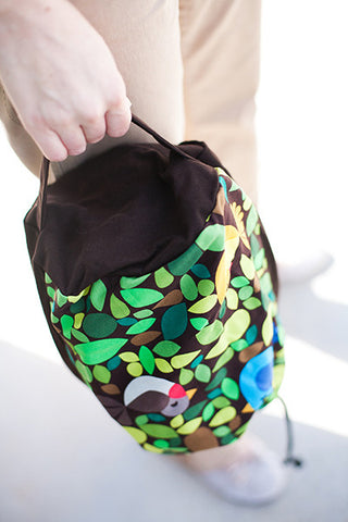 Boba Carrier Stuff Sack - Luxe Carriers, Accessories, Boba, Luxe Carriers, babywearing, BabywearingUAE, baby carriers, baby carriers Dubai, baby slings, baby wraps