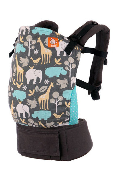 Tula Baby Carrier - Luxe Carriers, Soft Structured Carrier, Tula, Luxe Carriers, babywearing, BabywearingUAE, baby carriers, baby carriers Dubai, baby slings, baby wraps