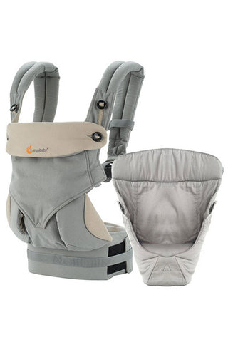 Ergobaby Bundle of Joy - Luxe Carriers, Soft Structured Carrier, Ergobaby, Luxe Carriers, babywearing, BabywearingUAE, baby carriers, baby carriers Dubai, baby slings, baby wraps