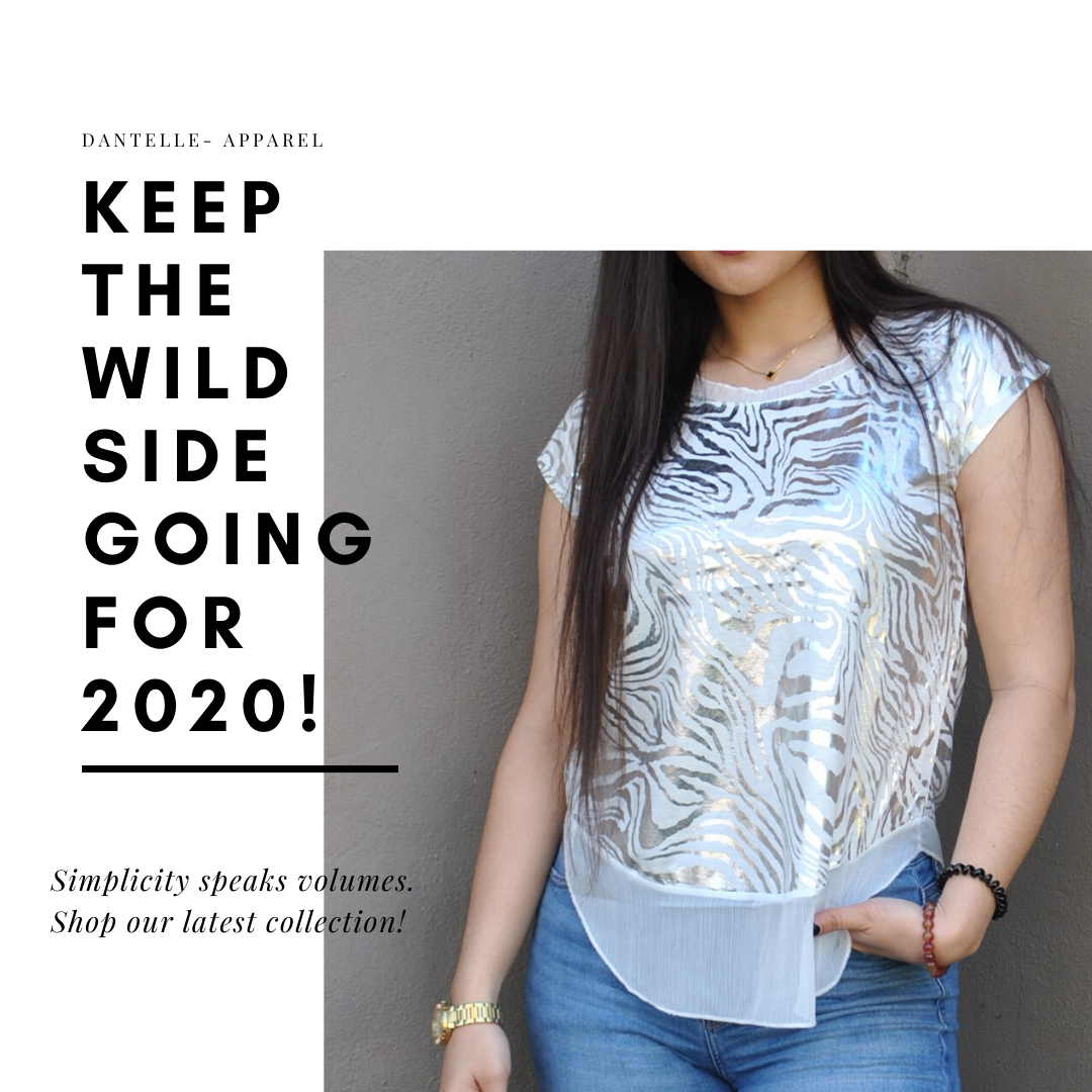 Keep the Wild Side Going for 2020!