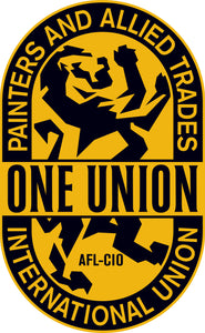 We are now a union shop!