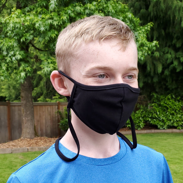 People.com Features Buttonsmith Adjustable Cotton Face Masks