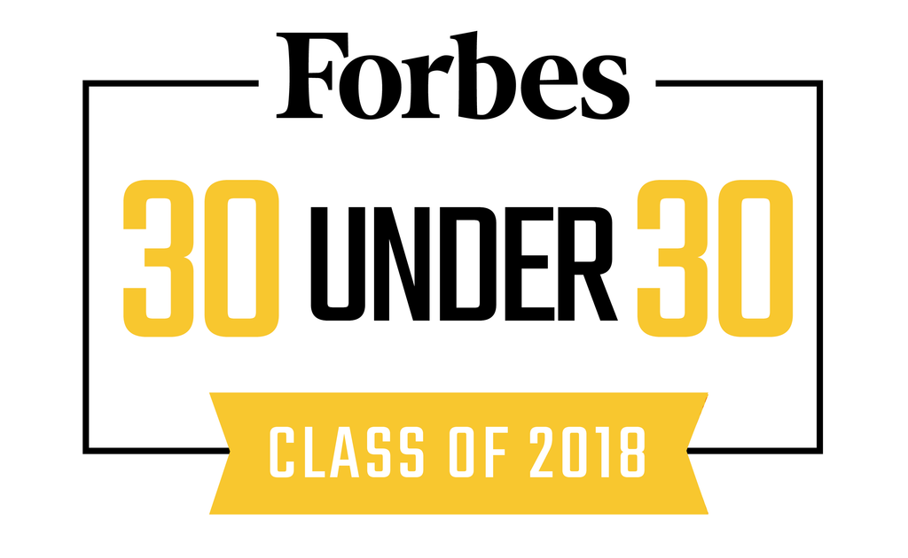 Forbes 30 Under 30 Class of 2018
