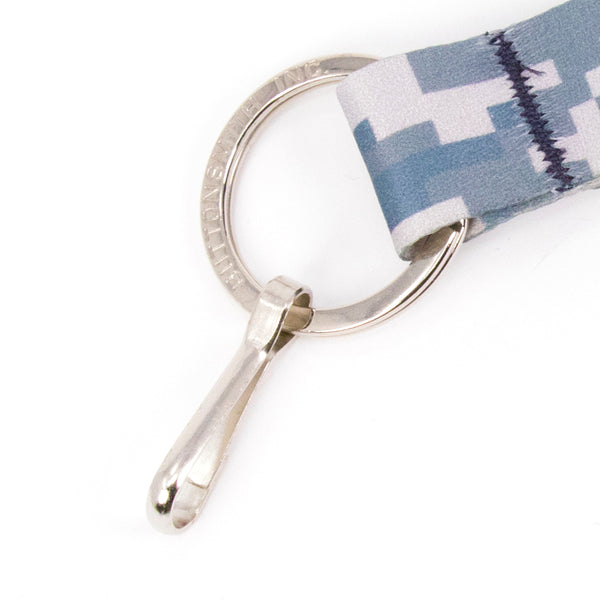 Buttonsmith Urban Camo Wristlet Lanyard - Made in USA