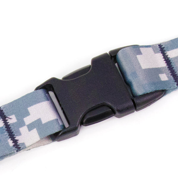 Buttonsmith Urban Camo Lanyard - Made in USA