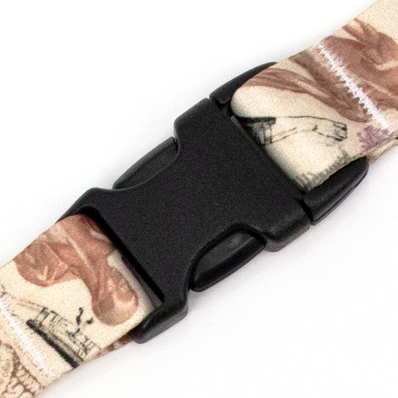 Buttonsmith Anatomy Breakaway Lanyard - Made in USA - Buttonsmith Inc.