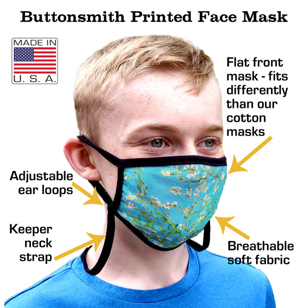 King County Democrats Cloth Face Mask