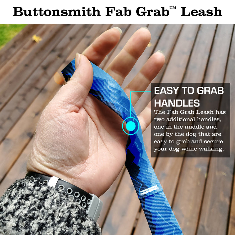 Blue Mountains Fab Grab Leash - Made in USA
