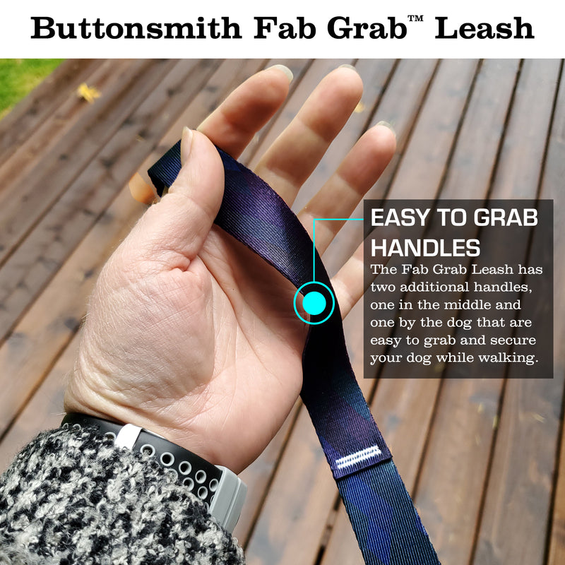 Diamond Fab Grab Leash - Made in USA