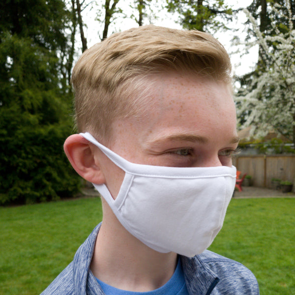 Fabric face mask - Made in USA