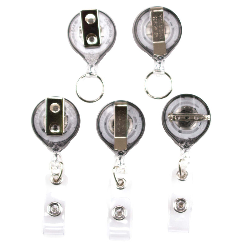 Buttonsmith® Teachers Tinker Reel® Badge Reel – Made in USA - Buttonsmith Inc.