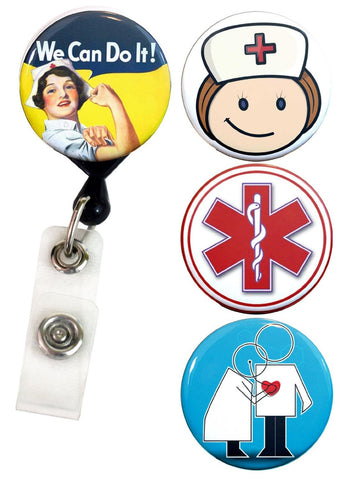 Buttonsmith® Nursing Tinker Reel Set