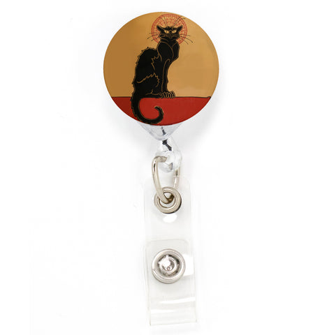 Buttonsmith LeChat Tinker Reel Retractable Badge Reel - Made in the USA