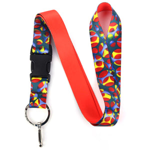 Buttonsmith Holes Lanyard - Made in USA