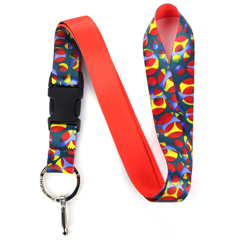 Buttonsmith Holes Lanyard - Made in USA - Buttonsmith Inc.