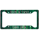 Custom License Plates or License Plate Frames
