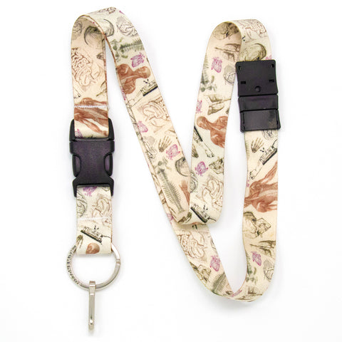 Buttonsmith Anatomy Breakaway Lanyard - Made in USA