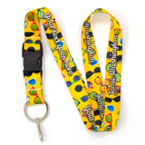 Buttonsmith Shades Custom Lanyard Made in USA