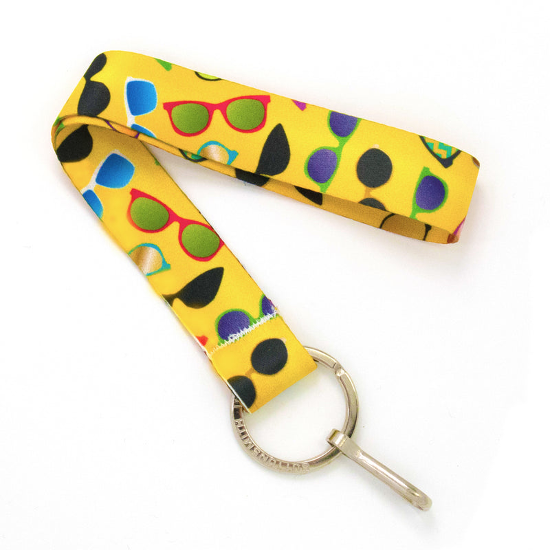 Buttonsmith Shades Wristlet Lanyard Made in USA - Buttonsmith Inc.