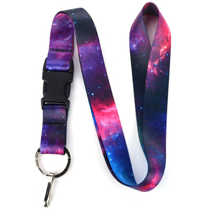 Buttonsmith Nebula Lanyard - Made in USA