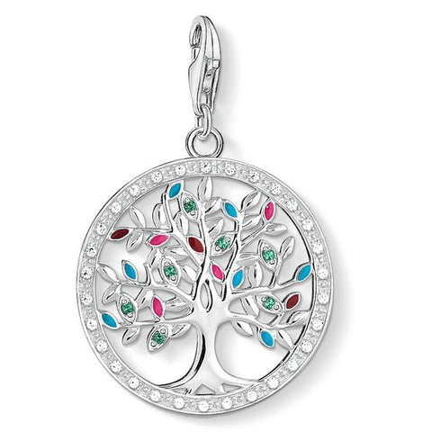 "CHARM PENDANT ""TREE OF LOVE"" - Tricia's Gems"