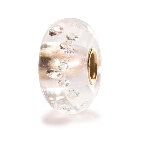 The Diamond Bead w/ Gold Core