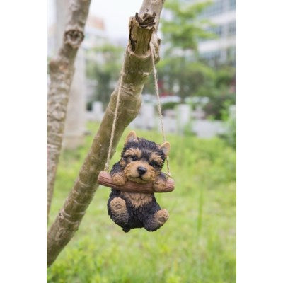 Yorkshire Terrier Puppy Hanging - Tricia's Gems