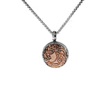 Petrichor by Keith Jack | Ancient Coins | Four Angels Reversible Pendant - Tricia's Gems