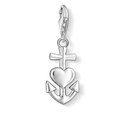 Faith, Love & Hope Charm - Tricia's Gems