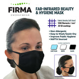 Firma Energy Wear Masks 3pack