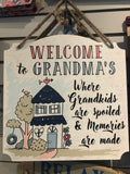 Welcome to Grandmas'