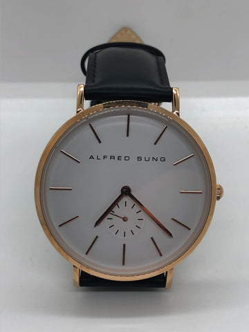 Mens Alfred Sung Watch