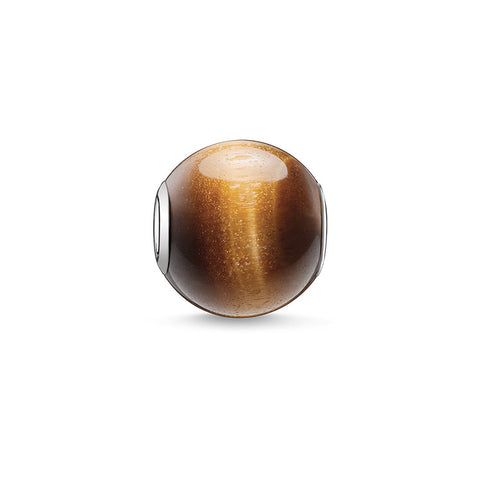 Tiger's Eye Bead - Tricia's Gems