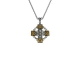 Celtic Wheel Cross Pendant | Keith Jack - Tricia's Gems